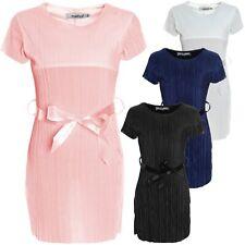 Mädchen Kinder Hochzeit Abend Kleid Peticoat Festkleid Kurz Arm Kostüm 21110