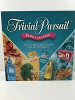 TRIVIAL PURSUIT FAMILY EDITION 2006 BOARD GAME BRAND NEW