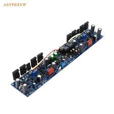 L50 Full bridge mono power amplifier board 500W 8 ohm IRFP140N IRFP9140N