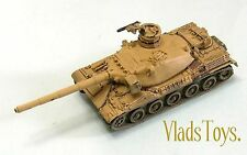Takara 1:144 WTM World Tank Museum 9 AMX30 Tank Command Vehicle Desert (160) USA