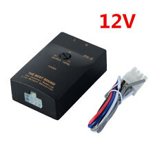 Car Audio Converter Kit High to Low 0-2V Level Summing Line Output w/ plug wires