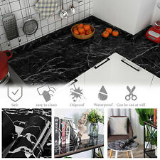 9.8ft*16in Marble Contact Paper Self Adhesive Wall Sticker Wallpaper Countertop