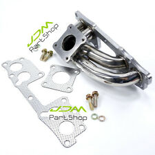 Turbo Exhaust Manifold Header For Toyota Landcruiser 2.4L 2L-T Pickup 22R-TE