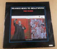 """Frankie Goes To Hollywood : Two Tribes : Vintage 7"""" Single from 1984"""