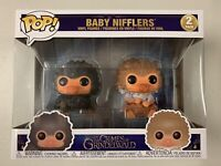 Baby Nifflers - Fantastic Beasts 2: The Crimes of Grindelwald - Funko Pop Vinyl