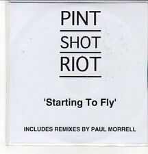 (CZ841) Pint Shot Riot, Starting to Fly - 2012 DJ CD