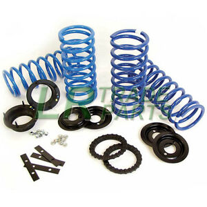RANGE ROVER P38 NEW AIR BAG SUSPENSION TO COIL SPRING CONVERSION KIT - BEARMACH