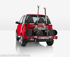 GENUINE OEM SMART CAR BRABUS HANDBRAKE LEATHER 08-15 FORTWO A451
