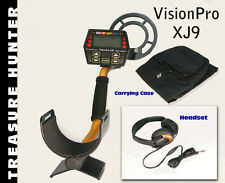 New Treasure Hunter Xj9 Expert Metal Detectors