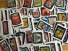 100 MINT TOPPS 2015 SERIES 1 WACKY PACKAGES PACKS STICKERS NEW 110 TO COLLECT NO