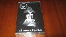 """RITES OF THY DEGRINGOLADE """"The Universe In Three Parts"""" MC TAPE portal vomitor"""