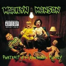 "Marilyn Manson ""Portrait of an American Family"" CD NUOVO"