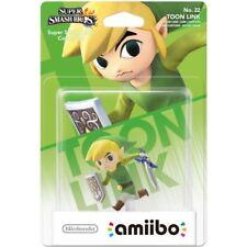 Toon Link Super Smash Bros amiibo Nintendo Wii U Switch 22 The Legend Of Zelda