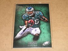 2012 Topps Inception LeSEAN McCOY #59 Green SP/75 EAGLES - BILLS Pitt PANTHERS