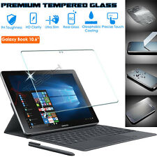 """Genuine TEMPERED GLASS Screen Protector Cover For Samsung Galaxy Book 10.6"""""""