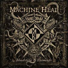 Bloodstone & Diamonds von Machine Head (2014) CD Neuware