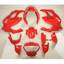 ABS Plastic Fairing Bodywork Set For Honda VTR1000F 1997-2005 98 01 02 03 04 4A