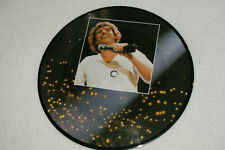 """New listing BARRY MANILOW ** STAY ** PICTURE DISC ** 7"""" VINYL RECORD  BARRY MANILOW LIVE IN"""