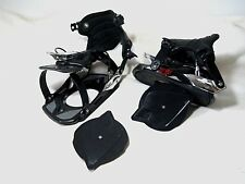 RARE Flow NXT  FX Snowboard Bindings Men's  Black X L good used condition NICE