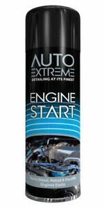 Engine Starter Spray Can 300ml Jump Start Cold Start Easy Start Diesel Petrol