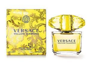 Versace Yellow Diamond 90ml EDT Authentic Perfume Women Ivanandsophia COD PayPal