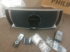 Philips SBD8100 Motorized Docking Speaker System for Older ipod iPhones Battery