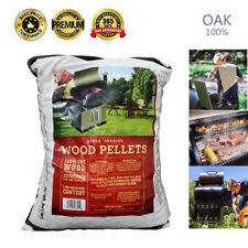 ZGRILLS Barbeque BBQ Pellets 20 LB 100% Hardwood Natural OAK Wood Smoker Grill