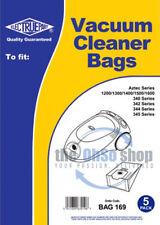 5 x GOBLIN Aztec Vacuum Cleaner Paper Dust Bags For: 1500,  1506E,  1607E
