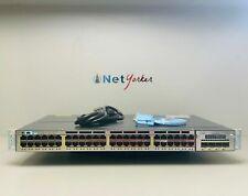 Cisco WS-C3750X-48P-L - 48 Port PoE+ 3750X Gigabit Switch COMES WITH C3KX-NM-1G