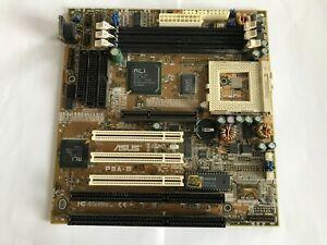 Asus P5A-B Rev 1.05 Socket 7 AT-Mainboard 2xISA/3xPCI/AGP