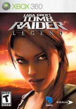 Tomb Raider Legend Xbox 360 Game Complete