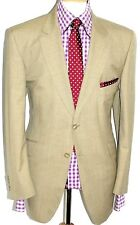 MEN'S LUXURY CROMBIE ESTD 1805 LIGHT GREY SUIT 44R W36 X L32