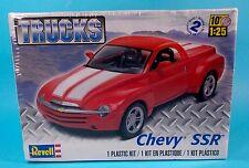 1:25 Revell Chevy SSR Sport Pickup Truck New Sealed Model Kit  ACKTONN1