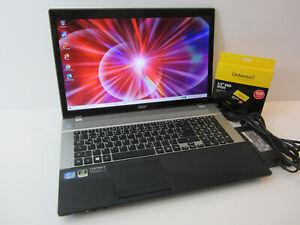 ACER ASPIRE V3-771G # 17,3 Zoll Display # Intel Core i5 mit Turbo # 8 GB RAM