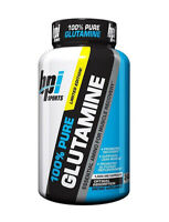 BPI Sports 100% pure Glutamine for Muscle Recovery, Supports Lean Muscle, 240