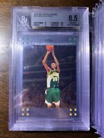 2007-08 Topps Chrome Kevin Durant ROOKIE RC #131 BGS 8.5 NEAR MINT W 9.5 SUB🔥