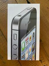 Apple iPhone 4s - 16GB - Schwarz - iOS 5 - NEU + OVP - VERSIEGELT - (Rarität)