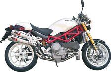 Ducati Monster S4R (2007-) + S4RS Auspuff Schalldämpferpaar VA RexX