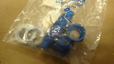 New-No Box, Festo SCK-PK-9 9423 Bulkhead Quick Connect, 9mm to 9mm Connect