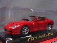 Ferrari Collection Super America 1/43 Scale Box Mini Car Display Diecast vol 57