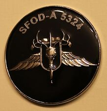 5th Special Forces Group Airborne 3rd BN B Co ODA 5324 Army Challenge Coin