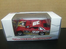 New Tim McCreadie 2017 Long Horn Sweeteners #39 Dirt Late Model 1/64 Adc