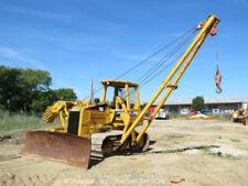 2005 Caterpillar D3G LGP Crawler Dozer Tractor Midwestern M530C Pipelayer Boom
