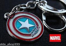 Marvel Comics Captain America Shield The Avengers Movie hook Key chain cosplay