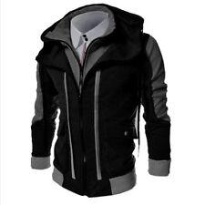 New Men Slim Casual Warm Jacket Hooded Winter Thick Coat Parka Overcoat Hoodie