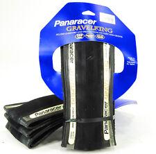 2-PACK Panaracer Gravel King 27.5 x 1.5 FOLDING Bike Tire Road GravelKing, PAIR
