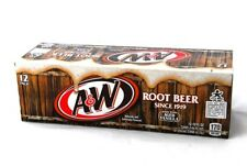 A&W Root Beer 24 x 355ml Origineel Usa import