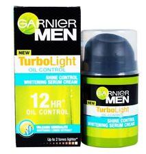 40 ml GARNIER Men Turbo Light Oil Control 12H Shine Whitening Serum Face Cream