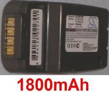 Batería 1800mAh tipo 21-36575-06 21-38602-06 21-40951-06 Para SYMBOL PDT7534