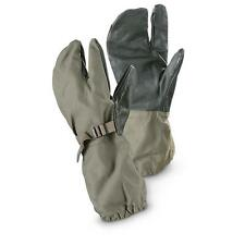 NEW German Army Mitts Military Surplus Trigger-finger Mittens Olive